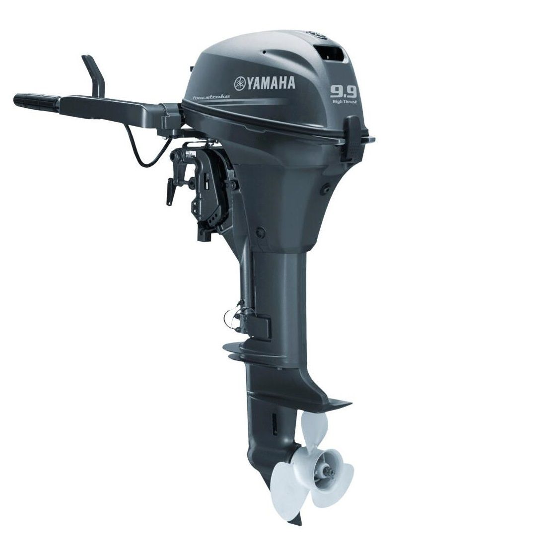 Yamaha High Thrust Outboards 9.9 ~ 60 HP