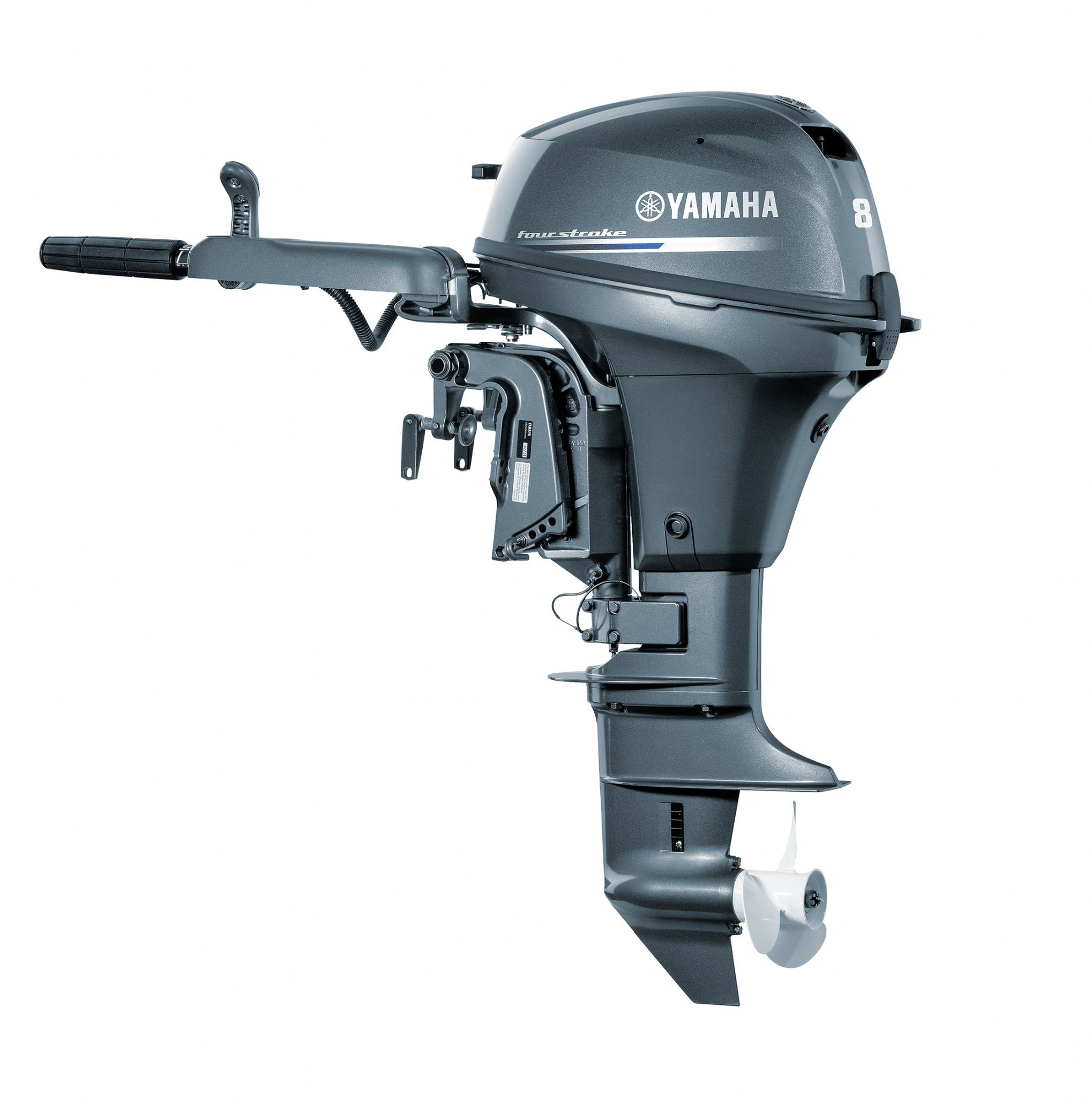 Yamaha F8FMHS 8HP Standard Shaft Outboard