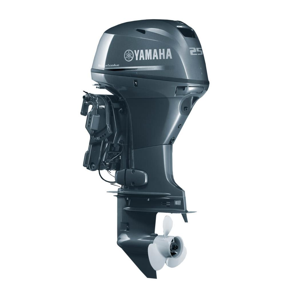Yamaha FT25FETL 25HP High Thrust Long Shaft Outboard