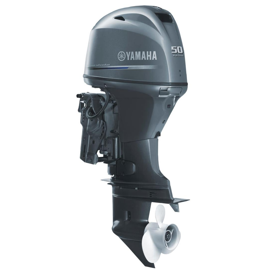 Yamaha FT50JETL 50HP High Thrust Long Shaft Outboard